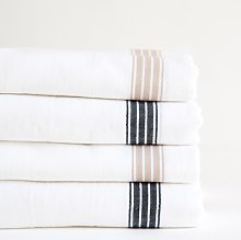 Mungo - Hand Woven Provincial Tablecloth - marine