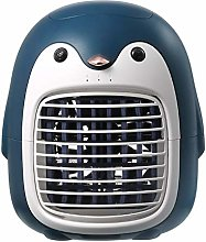 Mungowu Water Cooling Penguin Fan USB Rechargeable