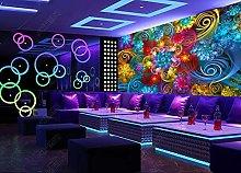 Mural Cool Nightclub bar KTV3d Wallpaper