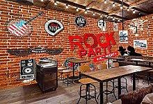 Mural Rock bar KTV3d Wallpaper Photo