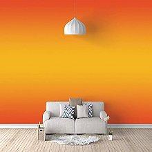 Mural Self- Adhesive Photo Wallpaper Yellow
