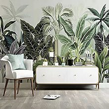 Mural Wallpaper 3D Hand Painted Nordic Forest