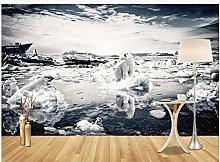 Mural Wallpaper 3D Non-Woven Photo Wallpaper