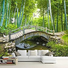 Mural Wallpaper for Wall 3D Nature Scenery Photo