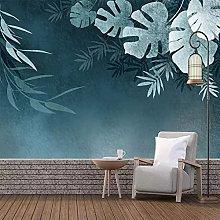 Mural Wallpaper Modern Forest Art Mural Living