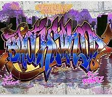 murando Photo Wallpaper 294x210 cm Peel and Stick