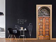 murando - Self-Adhesive Door Wallpaper XL 80x210