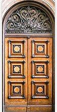 murando - Self-Adhesive Door Wallpaper XXL 100x210