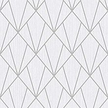 Muriva Ltd Muriva Indra Geometric Glitter