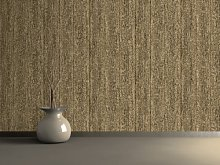 Muriva Wood Panel Brown Wallpaper