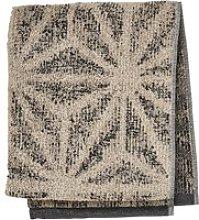 Murmur Tella Bath Towel, Charcoal