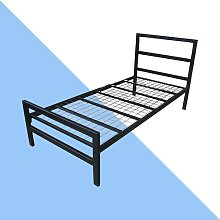 Musa Bed Frame Hashtag Home Size: Small Double