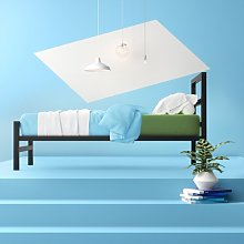 Musa Bed Frame Hashtag Home