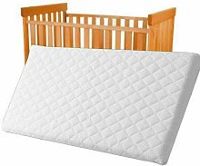 MUSA Cot Mattress Foam Breathable Cot Bed Mattress