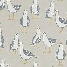 Musbury Laridae Taupe Seagull PVC Fabric Wipe