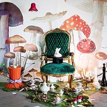 Mushroom Wonder Mural Wallpaper (SqM)