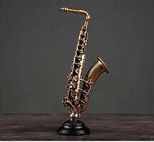 Musical Instrument Model, Creative Coffee Bar Home