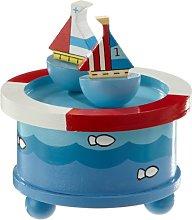 Musicbox World 43804 Sailing Boats Playing If I