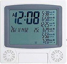 Muslim Azan Prayer Clock Islamic Azan Alarm Table