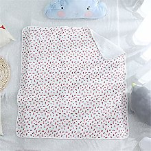 Muslin Baby Swaddle Blankets, Large Neutral