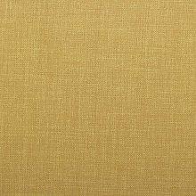 MUSTARD YELLOW LINEN LOOK DESIGNER SOFT PLAIN