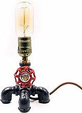 Mutmi Creative Vintage Desk Lamps Iron Lamp E27