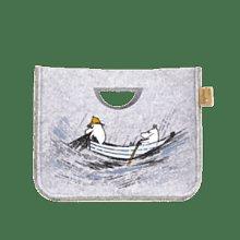 Muurla - Moomin Storage Basket Gone Fishing