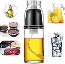 MUUZONING Oil And Vinegar Sprayer Bottle, Kitchen