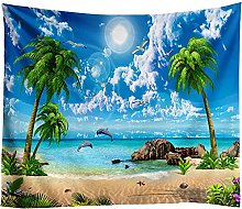 muyichen Tapestry Mandala Landscape Of Digital