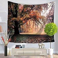 muyichen Tapestry Mandala Landscape Wall Hanging
