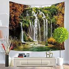 muyichen Tapestry Mandala Natural Landscapes Wall