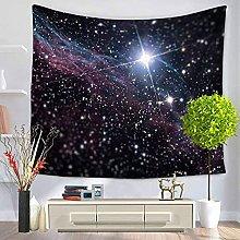 muyichen Tapestry Mandala Starry Night Scene Wall