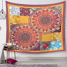 muyichen Tapestry Mandala Wall Hanging Abstract