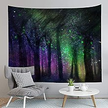 muyichen Tapestry Mandala Wall Hanging Forest