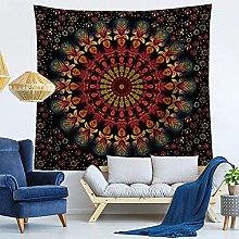 muyichen Tapestry Mandala Wall Hanging Hippie