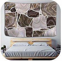 MUZIBLUE Tapestry Hangers Walls| Marble Texture
