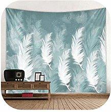 MUZIBLUE Tapestry Hangers Walls| Pretty Feather
