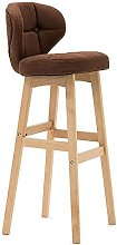 MUZIDP Bar Stool Dining Chair Barstools Bar stools