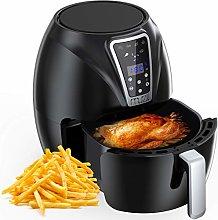 Muzili Air Fryer, Digital Mini Air Fryer 6-in-1