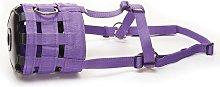 Muzzle (Cob) (Purple) - HY