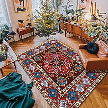 MVNZXL Area Rugs,Area Rug Easy to Clean Stain,