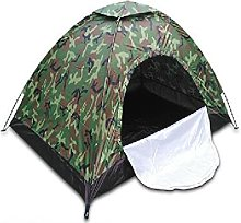 MVNZXL Compact 3 Man Tent, Lightweight Camping and