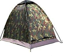 MVNZXL Outdoor Pop Up Tent, Compact 2 Man Camping