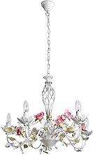 MW-Light 421011905 Pendant Floral Chandelier 5