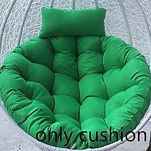 MWPO Garden Egg Chair Pads, Patio Garden Wicker