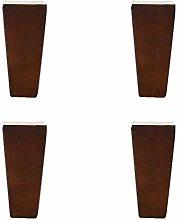 MWPO Sofa Foot,Oak Wood Furniture Legs Table Legs