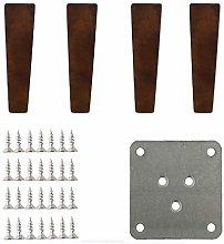 MWPO Sofa Foot,Oak Wood Furniture Legs,Table