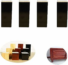 MWPO Solid Wood Furniture Legs,TV Desk Table
