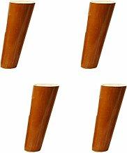 MWPO Solid Wood Sofa Legs Furniture Leg Cabinets