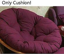 MWPO Swing Chair Cushion, Patio Garden Wicker